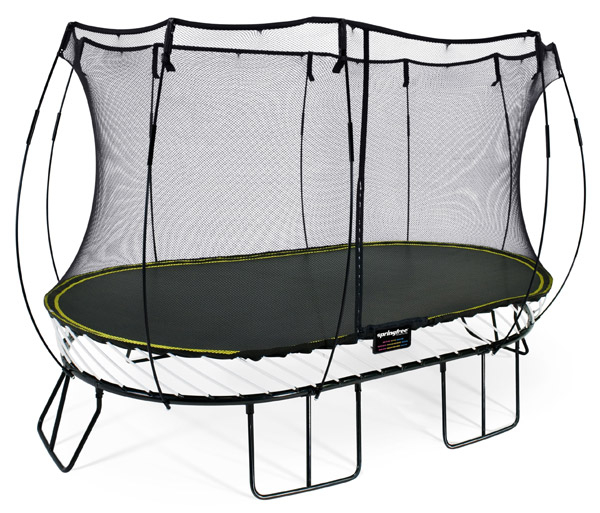 Springfree 8 X 13 Large Oval O92 Trampolines And